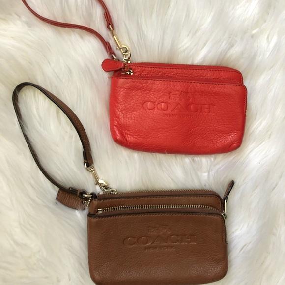 Coach Handbags - Wristlet